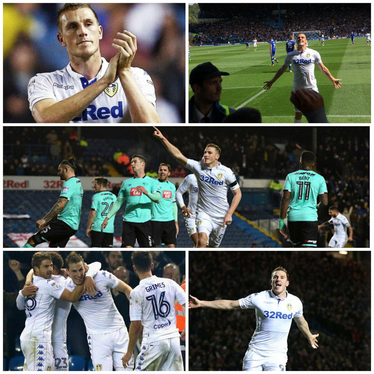 Who is the best striker in the championship? Forget the rest, we have the best.....@officialcwood  #mot #lufc #Woody #Simplythebest xx<br>http://pic.twitter.com/GxxrWEZZp2