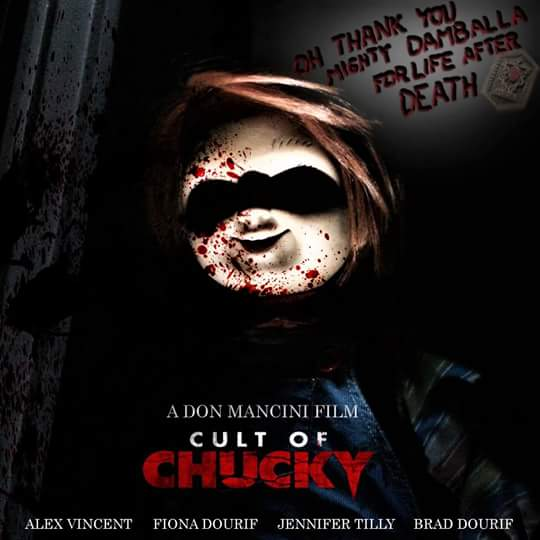 cult of chucky on twitter quotfan made poster of