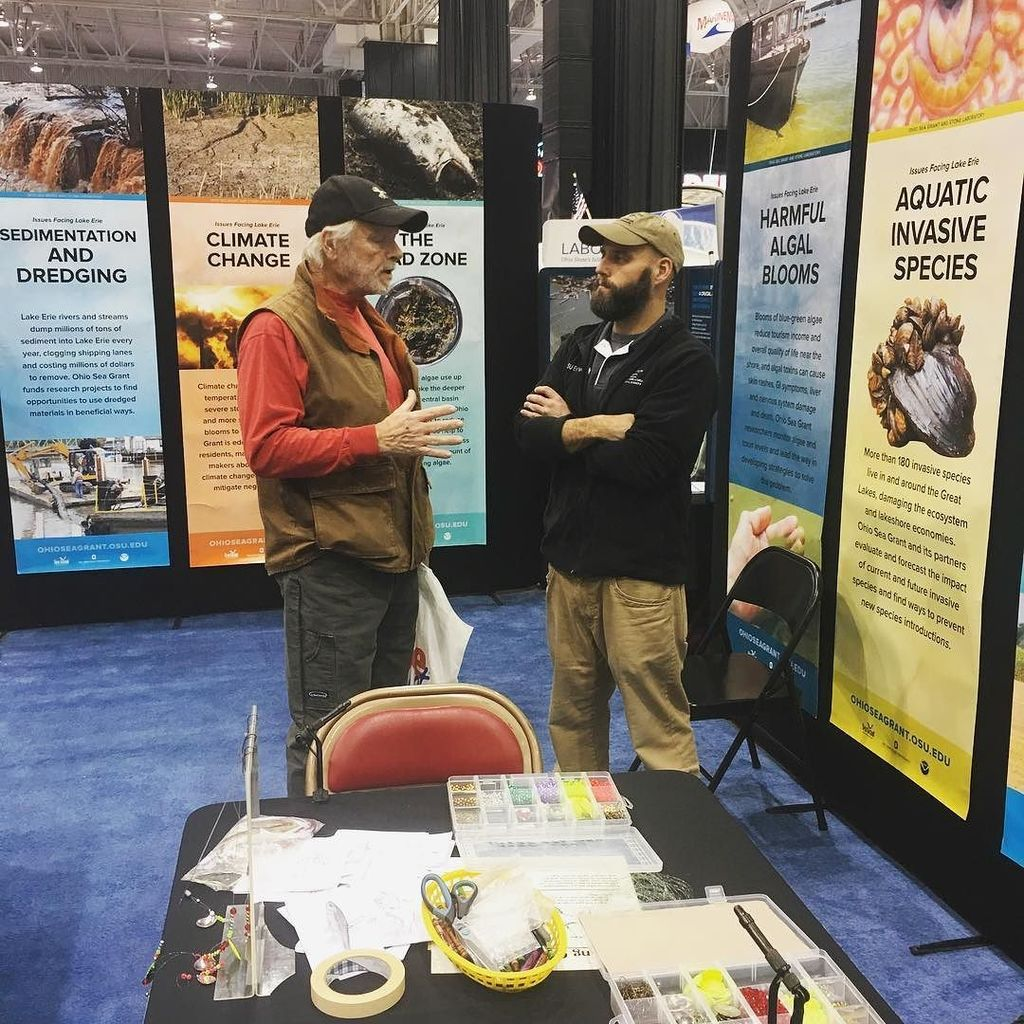 Come out and see us at the Progressive Mid-America Boat Show! ⛵️🚤🛥⛴🚢 #CLE #midamericaboats… https://t.co/qo91qPxNV8 https://t.co/yIhp7nwak4