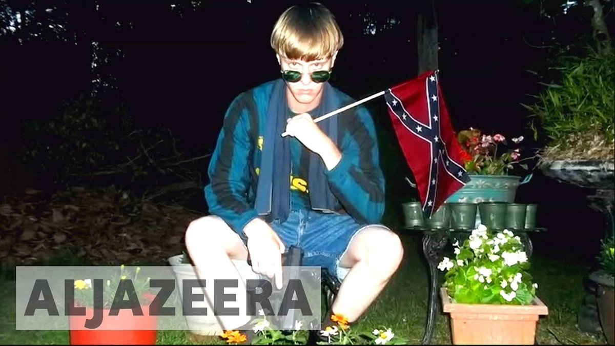 ##Charleston# #shooter# #Dylann# #Roof# ... -  https:// matterconcern.com/2017/01/11/cha rleston-shooter-dylann-roof-sentenced-to-death/ &nbsp; …  - #5277579509001 #AlJazeera #AlJazeeraEnglish #Video<br>http://pic.twitter.com/nKQUWriSod