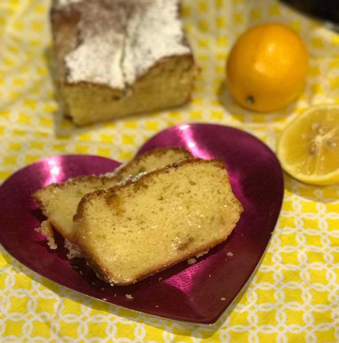Try This Easy To Bake Lemon Pound Cake Recipe #RecipeIdeas