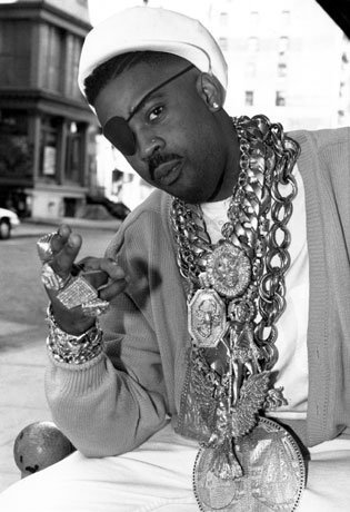 """Here we go, Once upon a time not long ago...\"" Do you have a favorite Slick Rick song? Happy birthday!"