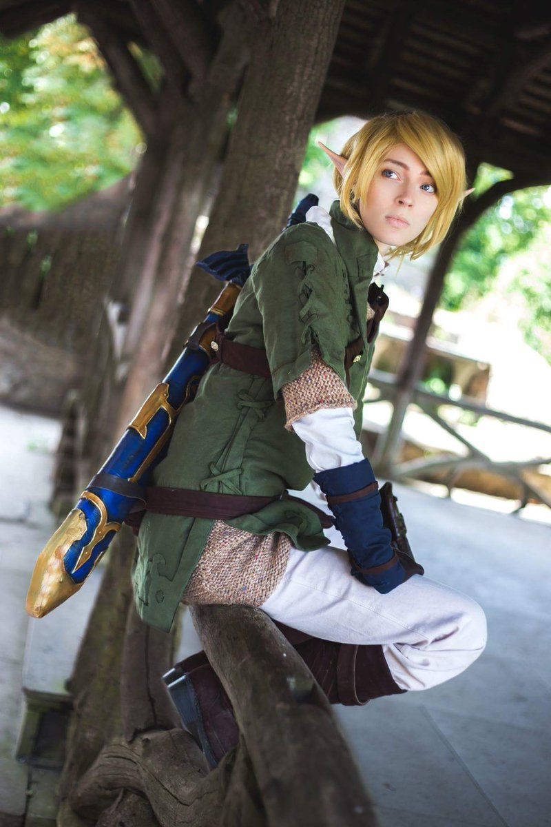 Link twilight princess proposée par Ainlina, Encore une cosplayeuse de talent! cosplayer :  https://www. facebook.com/ainlinacosplay/  &nbsp;   #Zelda  #cosplay #French <br>http://pic.twitter.com/eMpzBF5ti3