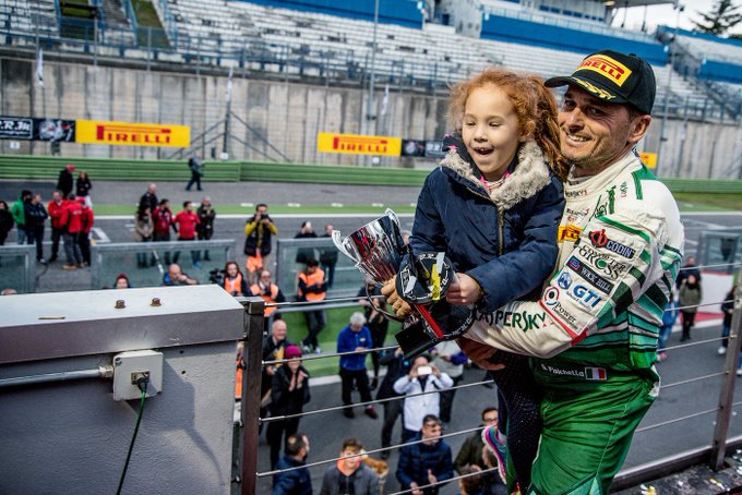 A HUGE Happy Birthday to Kaspersky Motorsport driver Giancarlo Fisichella