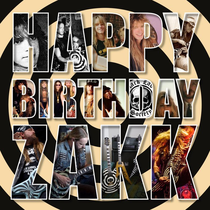 Happy Birthday Zakk Wylde!!!