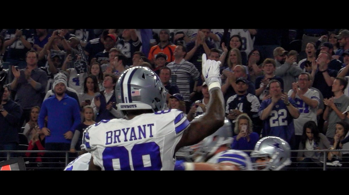 How do you flip the script?   @DezBryant wants you to know who he really is - and how he wants to #FinishThisFight