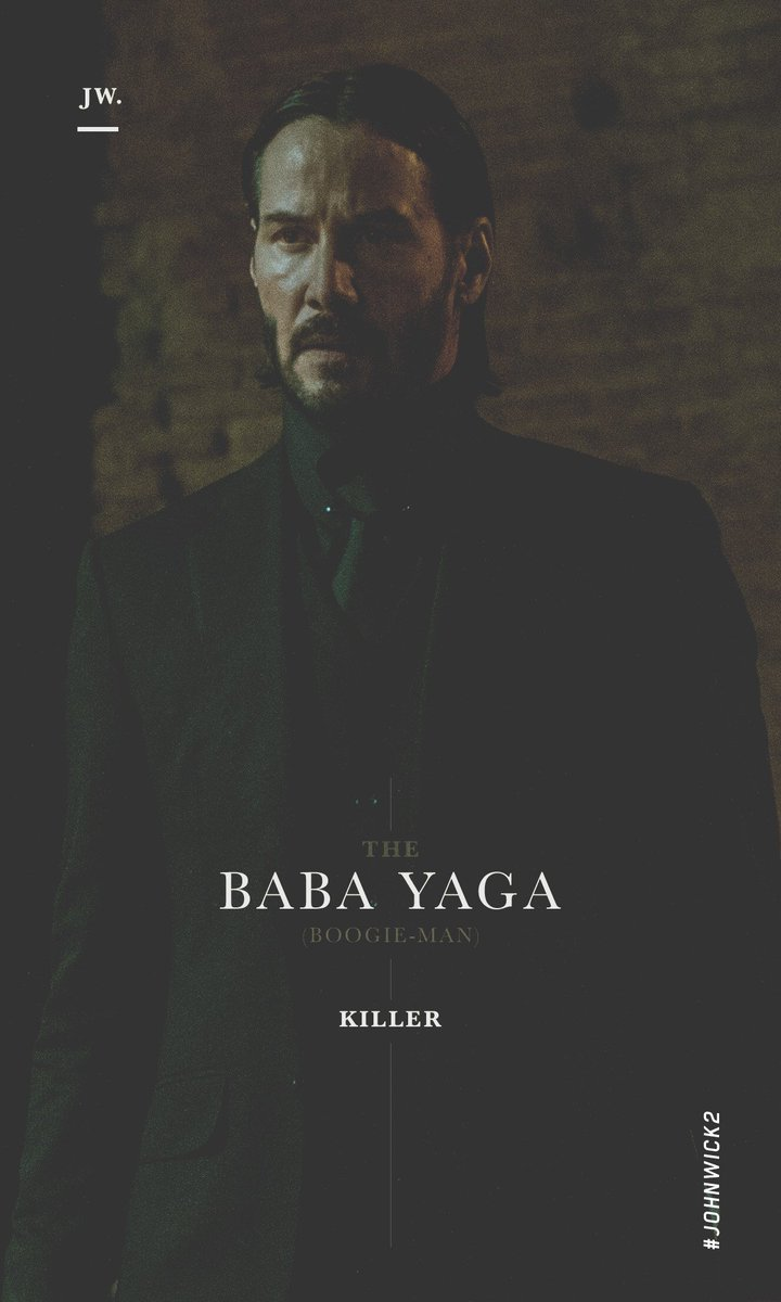 John Wick Chapter 2 On Twitter Quot They Call Him The