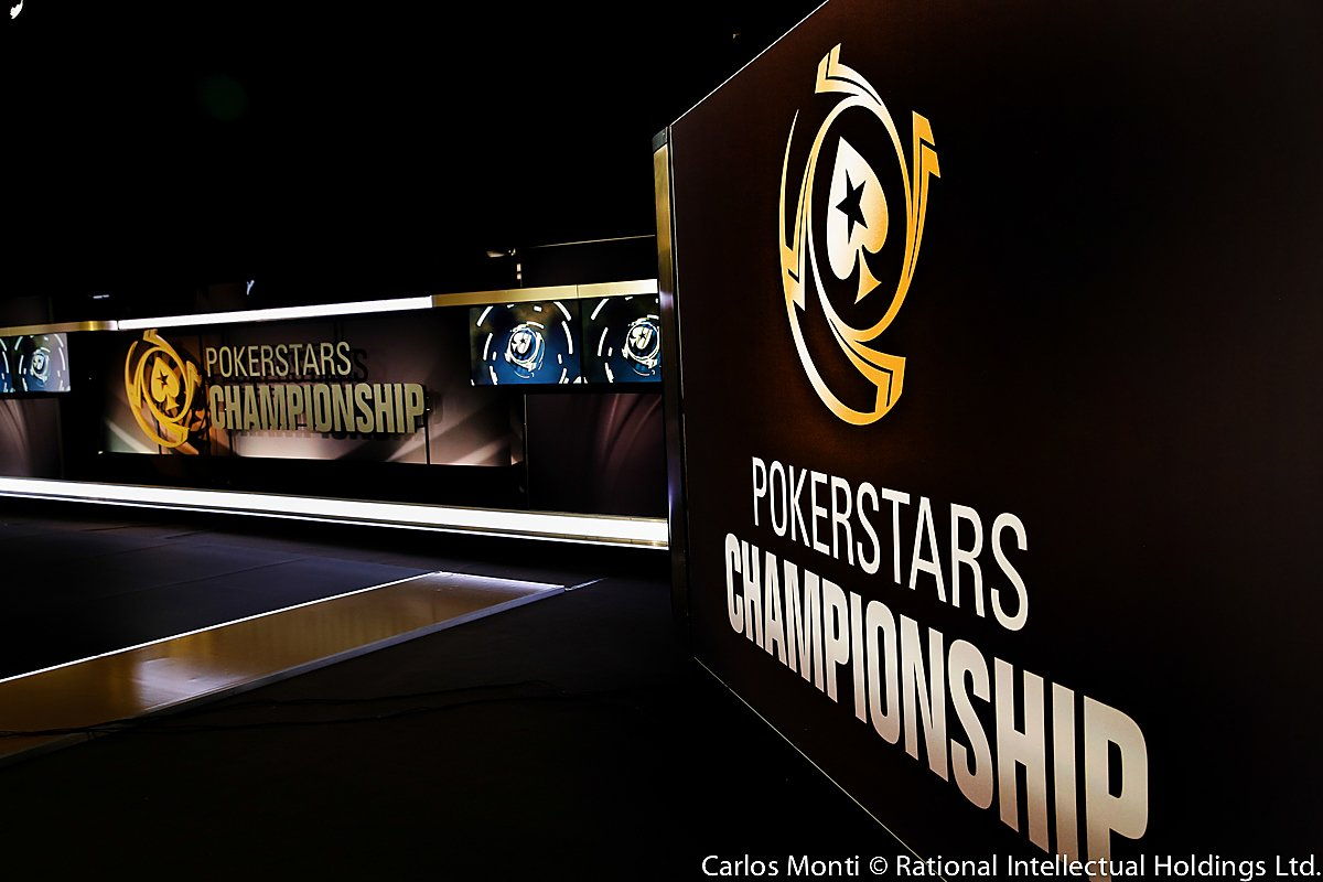 pokerstars live