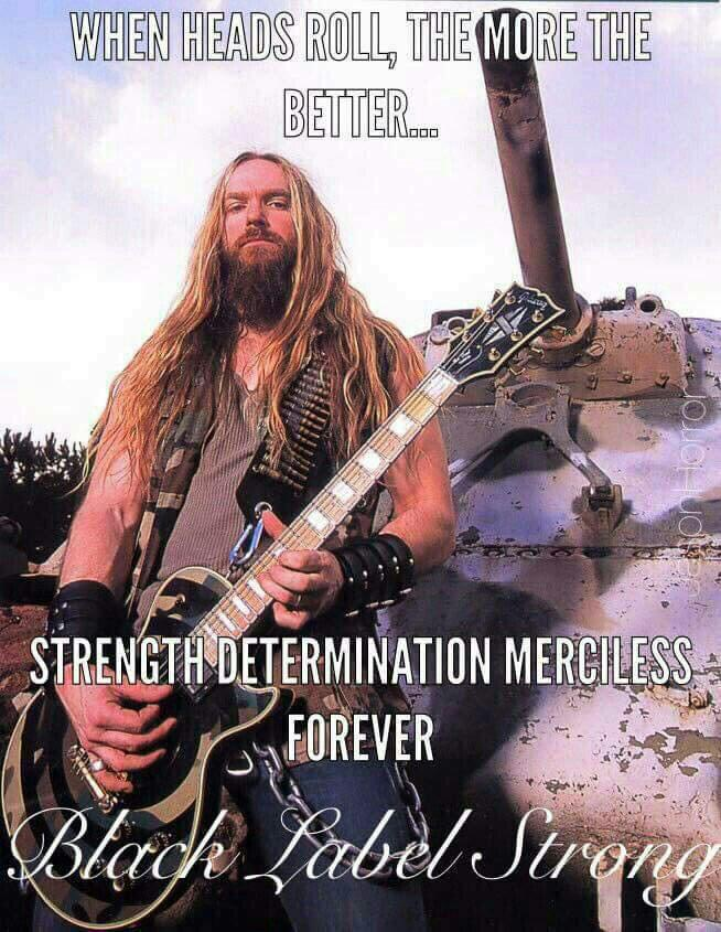 Happy Birthday to ZAKK WYLDE   (50) !      \\m/        \\m/