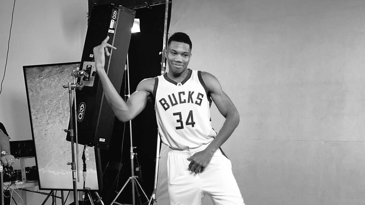 Giannis Antetokounmpo #NBAVote https://t.co/vdbI20ec9S