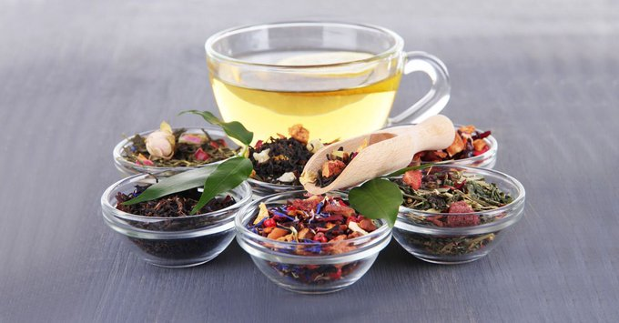 7 Herbal Teas That Are Skin Friendly