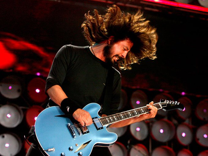 FELIZ CUMPLEAÑOS, DAVE GROHL! / HAPPY BIRTHDAY, DAVE GROHL! (48)