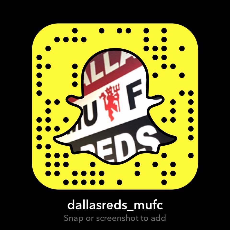 Add us on #snapchat We will be active tomorrow during the match, and will have a #dallasreds #geofilter available <br>http://pic.twitter.com/Ywl8FjbsBu