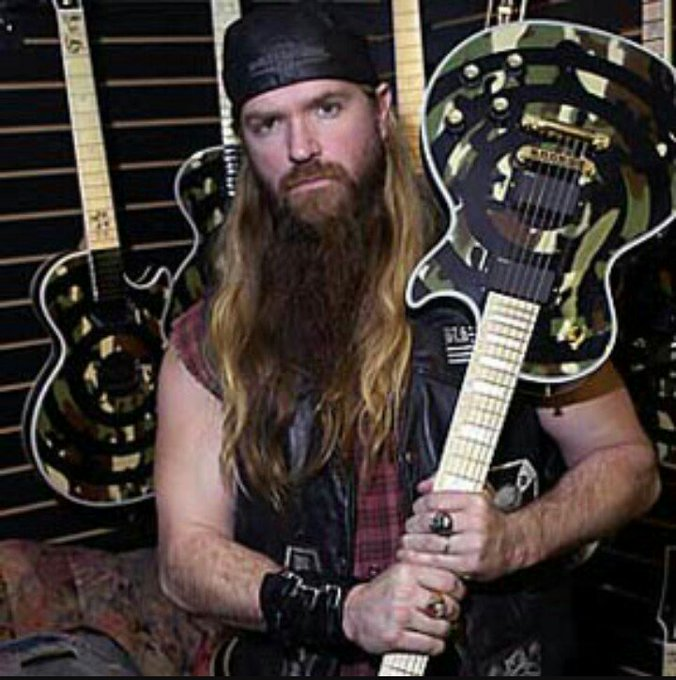 Happy birthday to zakk Wylde.