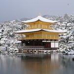 雪化粧の金閣寺はやっぱりなにか違う凄さがある!