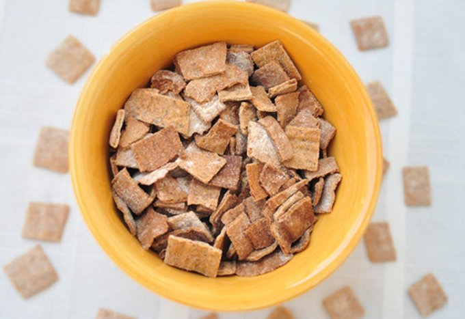 Homemade Cinnamon Toast Crunch [Vegan, Gluten-Free]