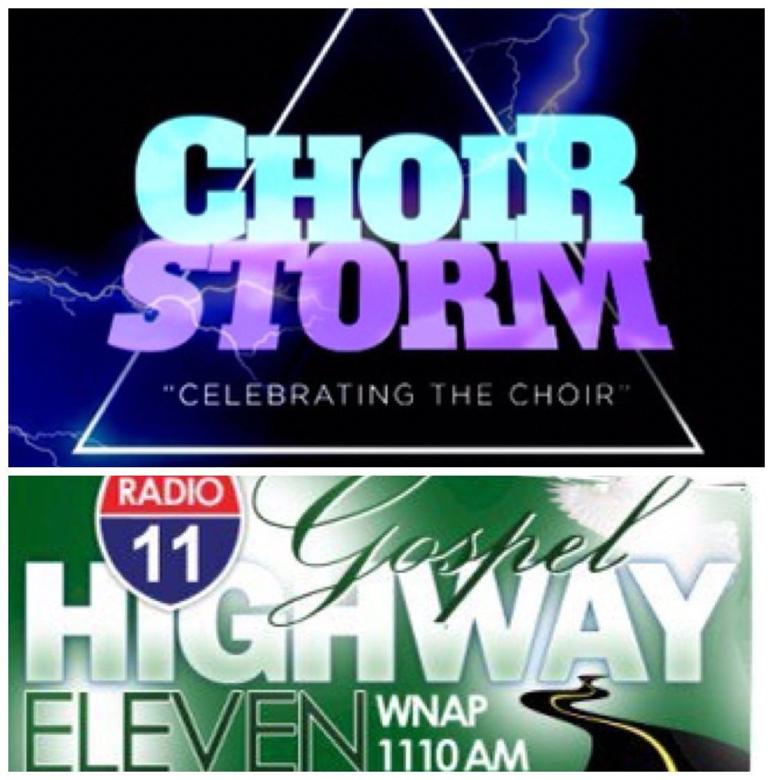 choirstormradioshow hashtag on Twitter
