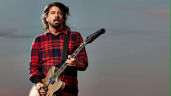 Happy Birthday to a huge musical inspiration of mine, Dave Grohl.
