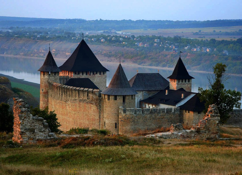 крепости украины картинки
