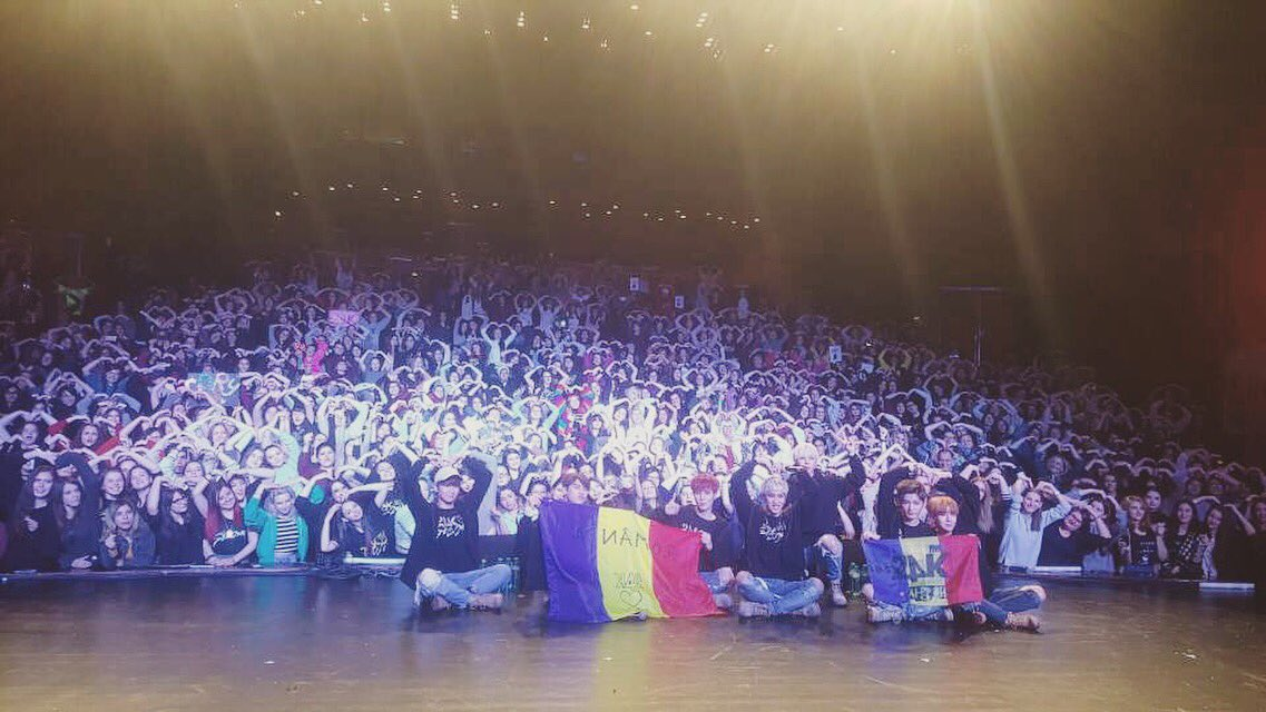 Deci, pe cand urmatorul concert #24KinRomania?