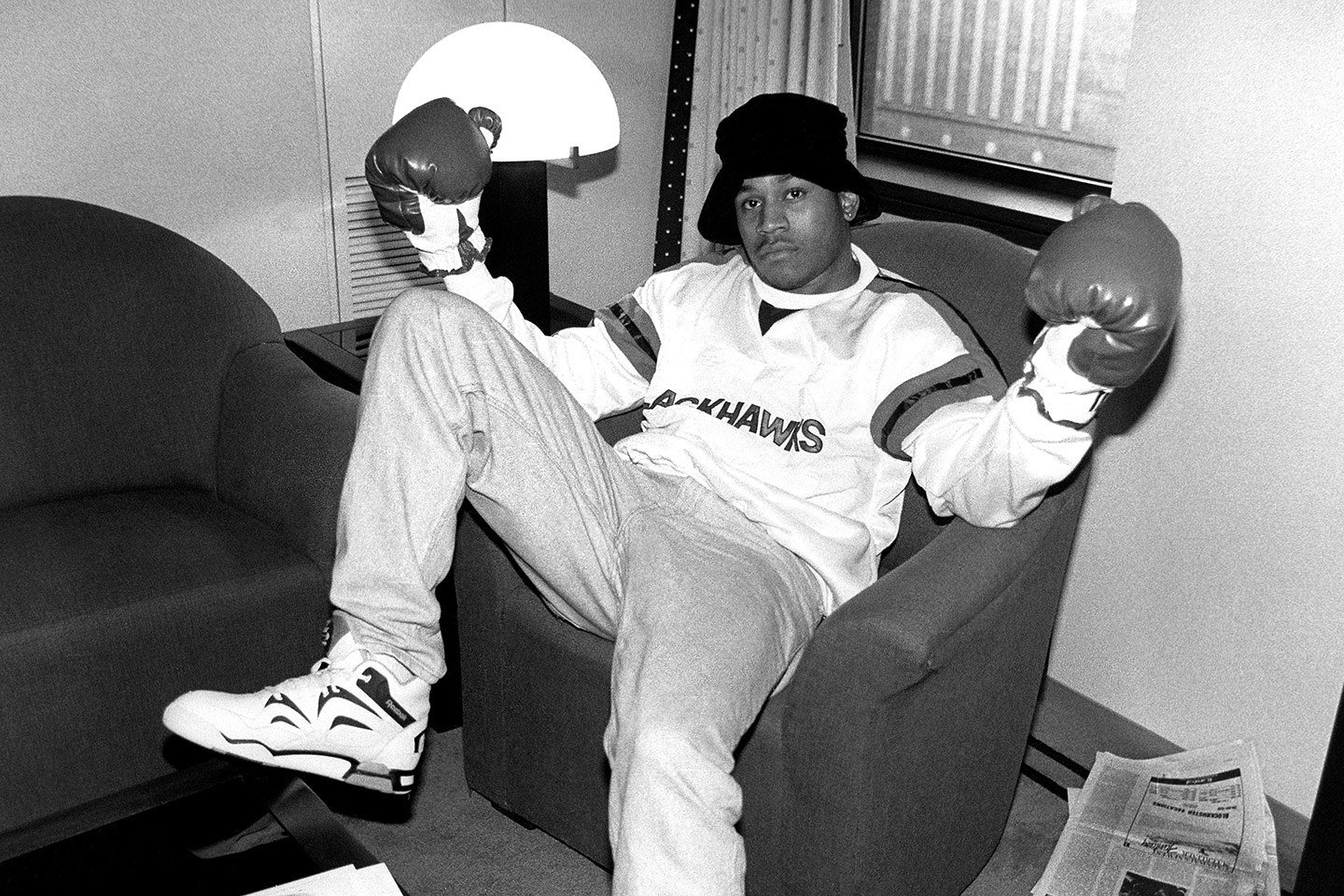 Happy 49th birthday to LL Cool J!