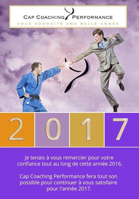 Cap Coaching Performance vous souhaite une belle année 2017.  #coach #coaching #accompagnement #nouvelleannée #2017 #voeux<br>http://pic.twitter.com/VpJ50Ns2wx