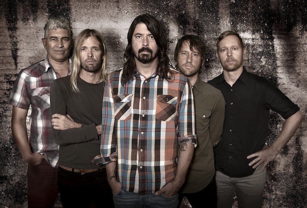 Happy birthday, Dave Grohl. vs.
