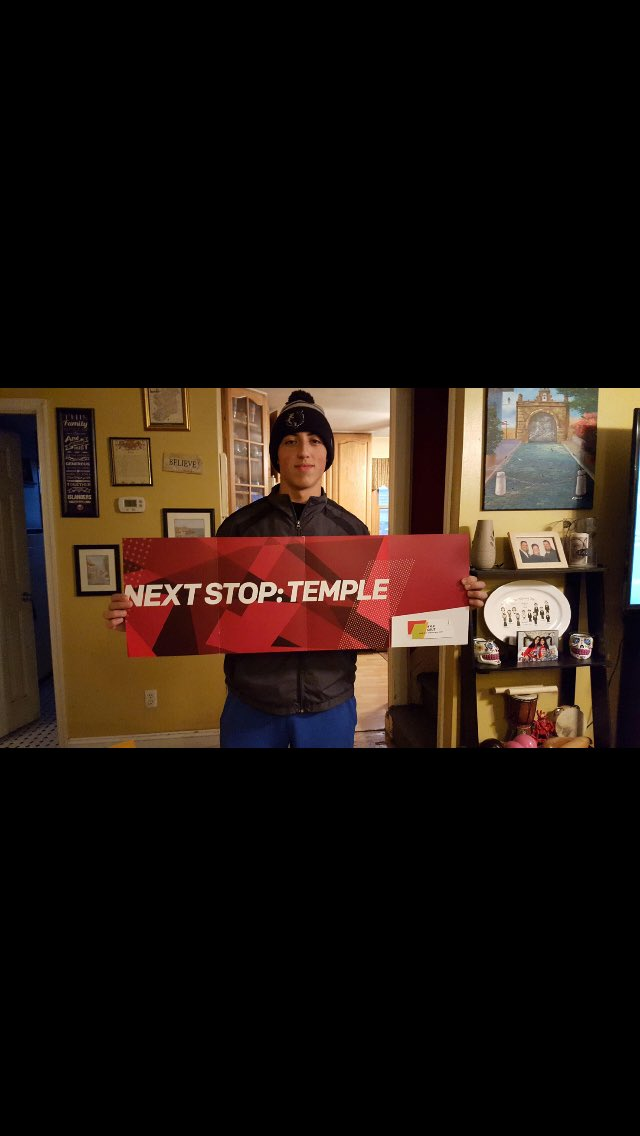 Temple Welcomes kylecruz73