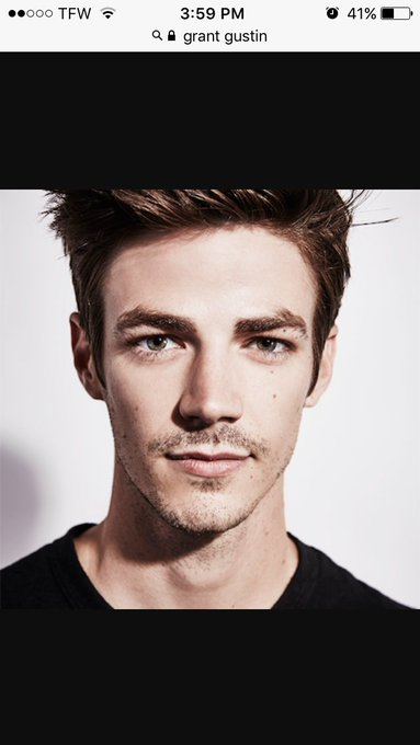Happy bday to Grant Gustin!!!!!!