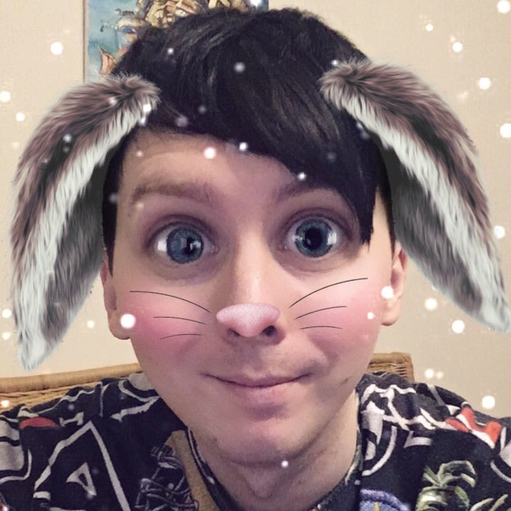 Loads of you are asking me to tweet the bunny pic from my YouTube community tab so here you go 🐰🐰🐰