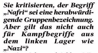 Die @BILDamSONNTAG liegt beim Rennen um die dümmste Frage des Jahres schon jetzt fast uneinholbar in Führung. #nafri #nazi