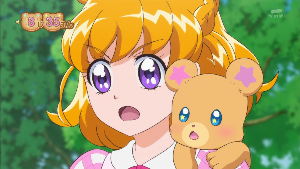 魔法だよっ!w #nitiasa #precure https://t.co/m7z5qpSmR8