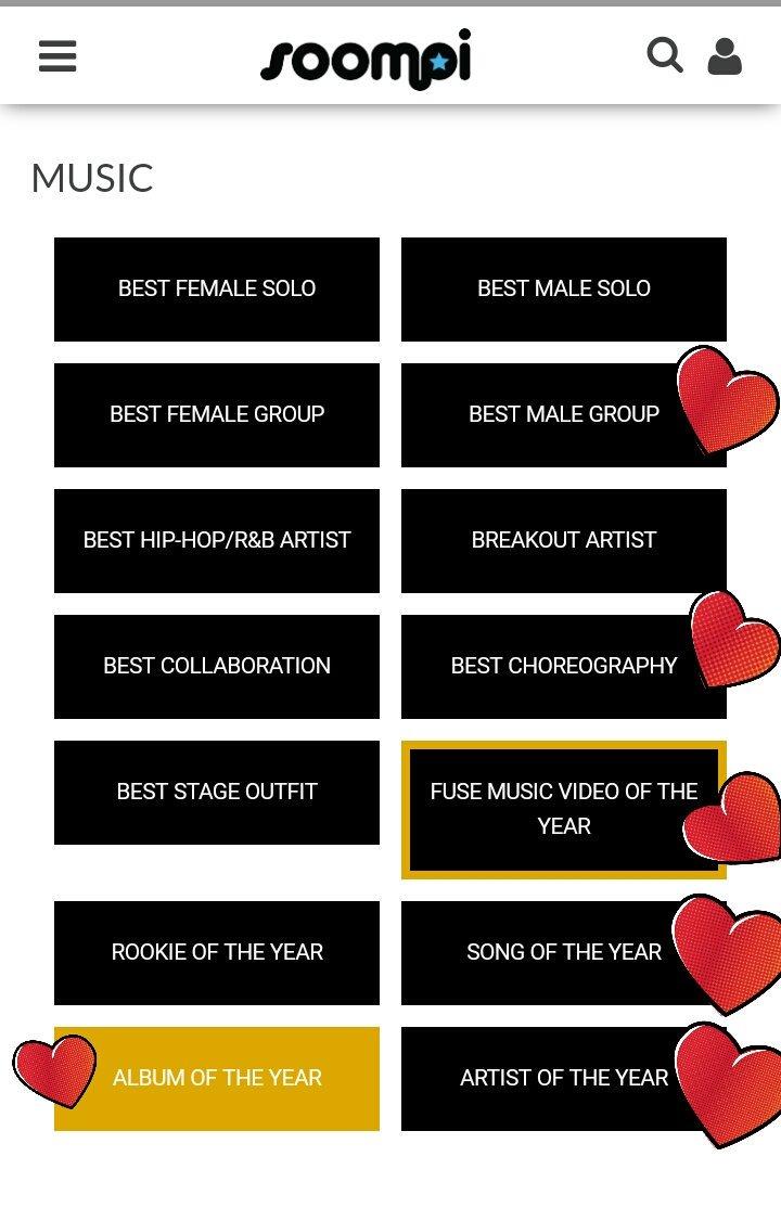 #TeamBTS  https://www. soompi.com/soompi-awards- 2016-vote/?c=13 &nbsp; …   VOTEN<br>http://pic.twitter.com/TWrDr7h71K