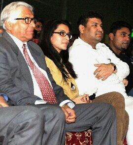 Happy Birthday To Legendary Indian football player Chuni Goswami.( far left )