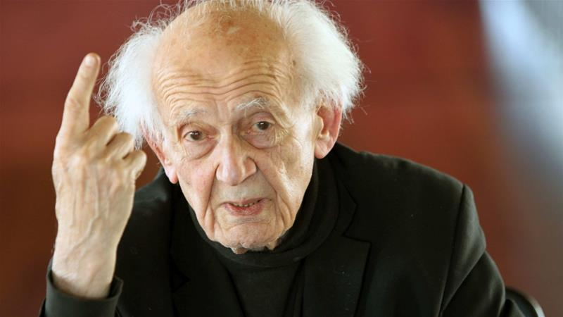 'With Zygmunt Bauman's death, we lost a brilliant sociologist, writer and thinker.' https://t.co/24ez0uEuJQ