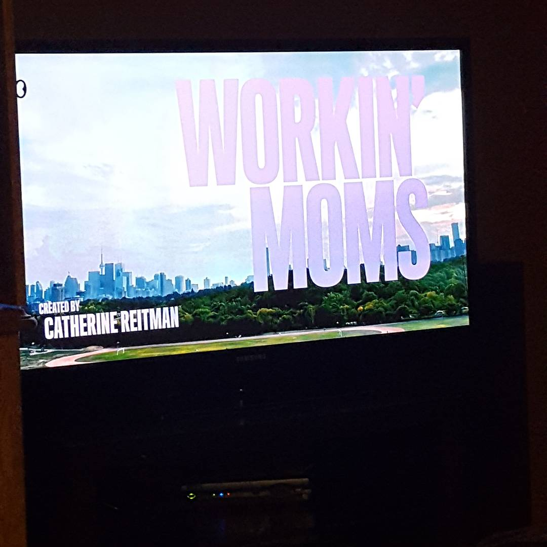 Finally got to sit down and watch @WorkinMoms last night! #sofunny #sotrue #momlife #cbc #workinmoms<br>http://pic.twitter.com/K0tc8SrEmK