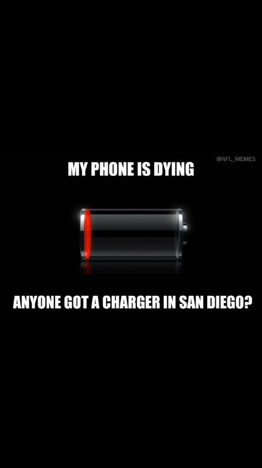 Nfl Memes On Twitter Breaking Chargers Unveil New Logo Following