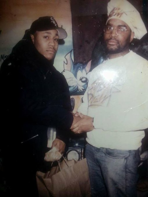 Happy Birthday to LL Cool J... one of my biggest supporters back in the days of The Coloss