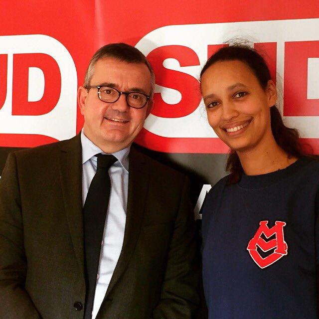 Merci à @yvesjego d&#39;avoir été notre 1er invité à #cestçalafrance sur @sudradio ! #madeinfrance #frenchtech<br>http://pic.twitter.com/YKhlIc7cst