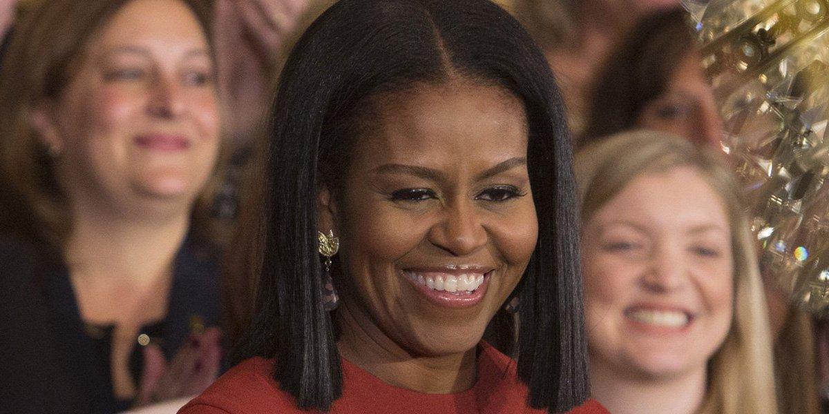 (Europe1):Le dernier discours de la première #Dame #Michelle Obama : Michelle Obama,..  http://www. titrespresse.com/article/105026 61612/dame-michelle-obama-dernier-discours &nbsp; … <br>http://pic.twitter.com/JFfic0OKfc