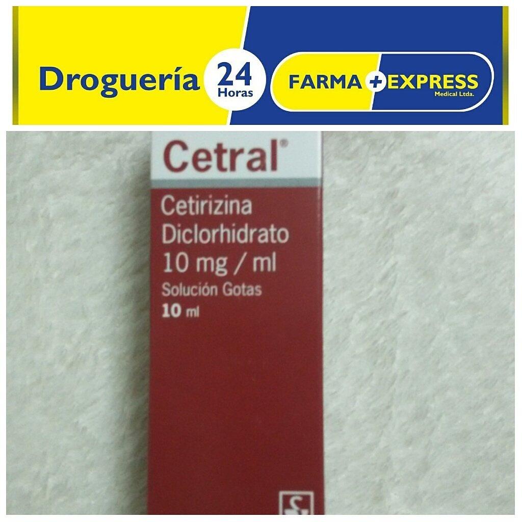 Cetirizine [Spanish] - Anti-allergic Agents, Antihistamines, ATC: R06AE07, ATC: R06AE09