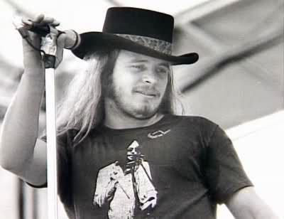 Happy birthday Ronnie van zant would have been 69 today.