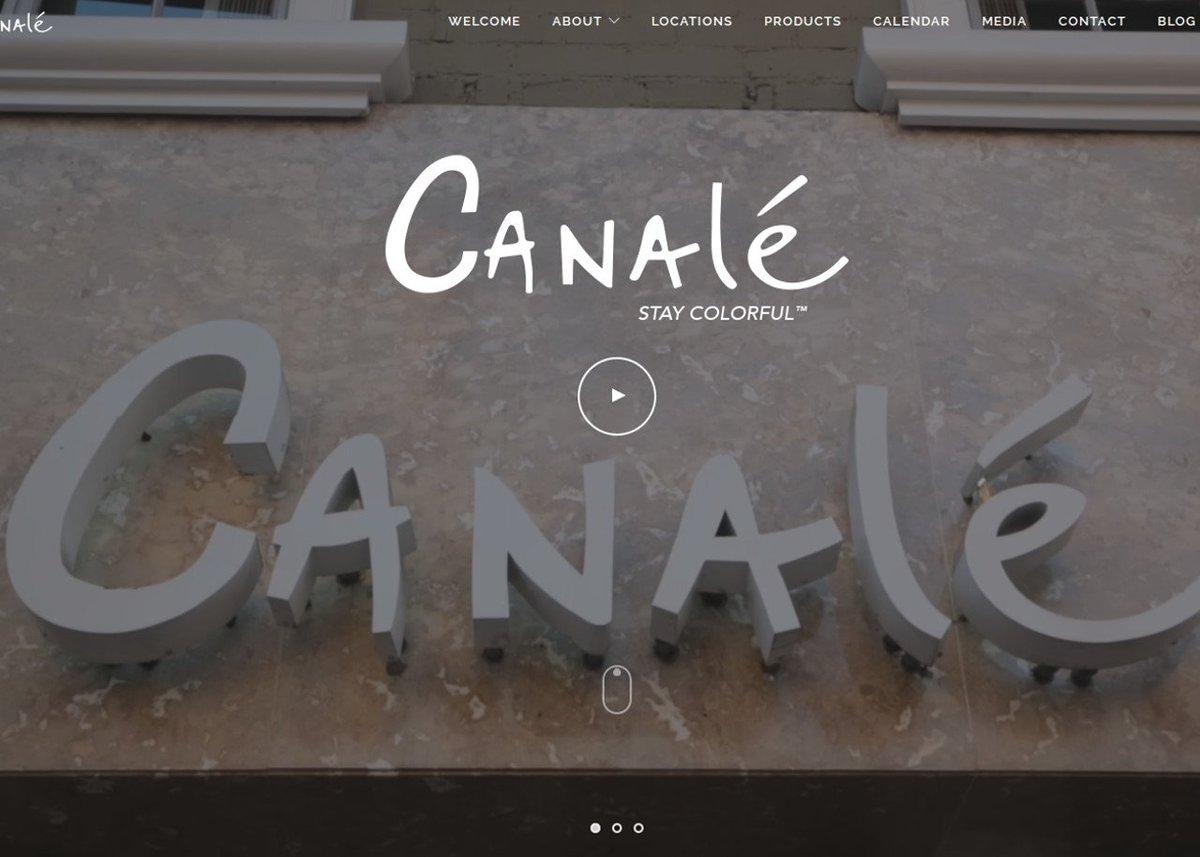 Website Award Nominee #best #css #website #award #nominee Canalé Salon | Best CSS Award:  http://www. bestcssaward.com/portfolio/cana le-salon/ &nbsp; … <br>http://pic.twitter.com/xHSFJdndTH