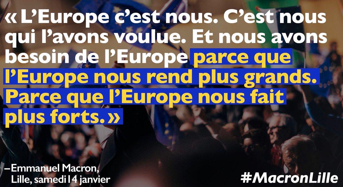 C&#39;est étrange, il me semblait que le peuple français avait dit NON (55%) en 2005.  #Macron #ToutSaufMacron<br>http://pic.twitter.com/2WVVOc8wiF