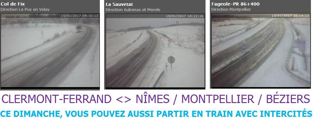 Info trafic #Clermont &lt;&gt; #Nîmes &lt;&gt; #Montpellier &lt;&gt; #Béziers Pour voyager serein &amp; arriver à destination zen, faites le choix #Intercités!<br>http://pic.twitter.com/5YhDcmcgTo