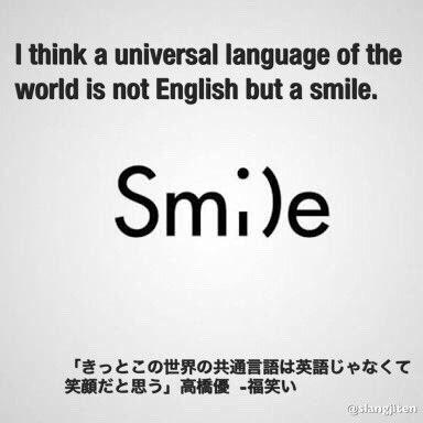 常に笑顔 名言 英語 座右の銘にもなる!笑顔にまつわる好きな言葉や四字熟語【英語付き】...