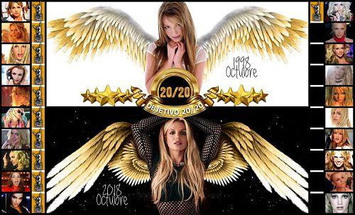 🚨🚨 #BritneyArmy 🚨🚨 @heybritney  trae una campaña  OBJETIVO 20/20. ¿En...
