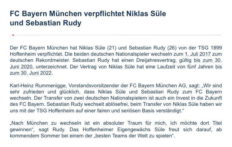 [19] [Mittelfeld] Sebastian #Rudy C2NC2ZkWEAALL9n