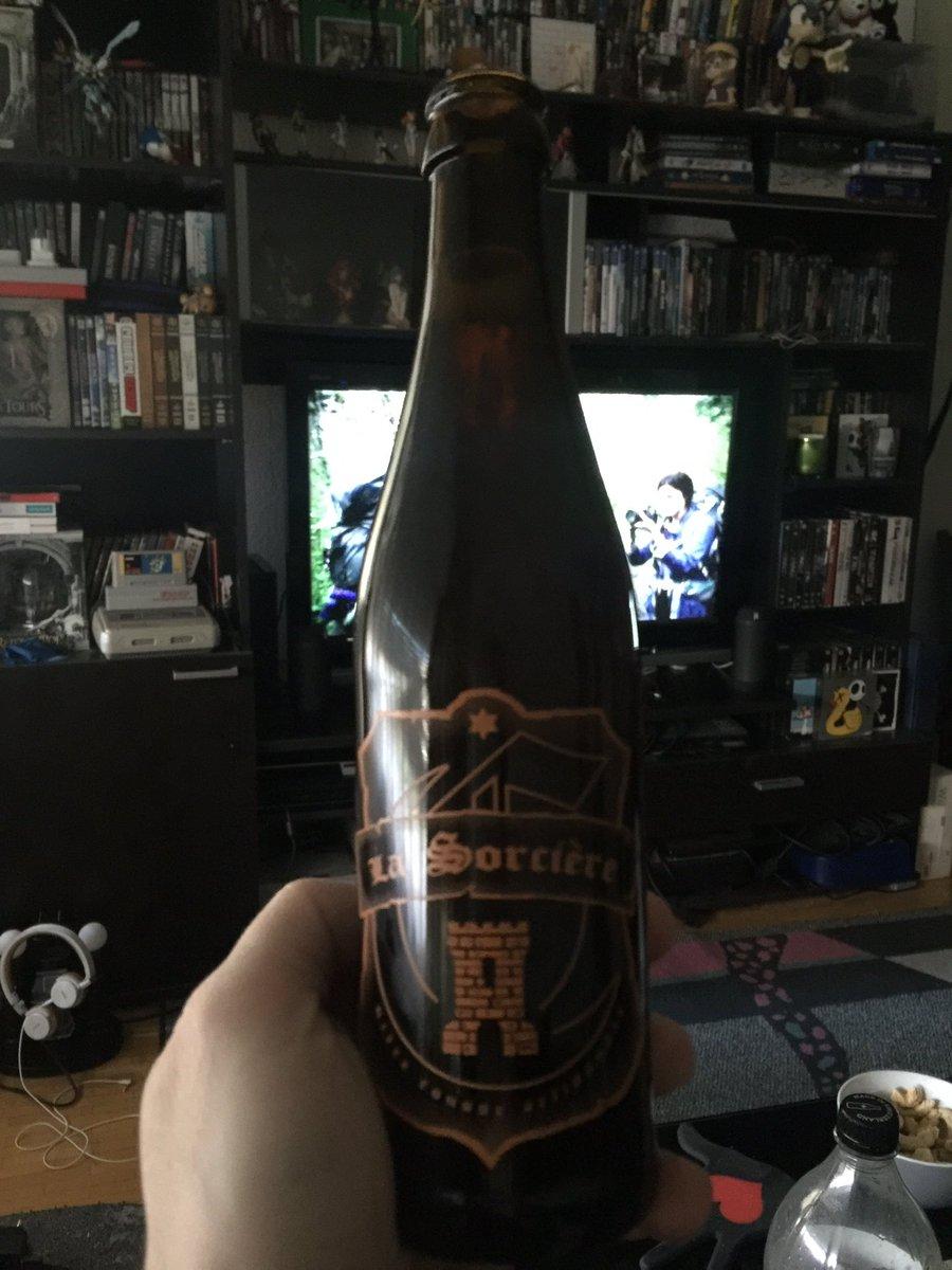 #blairwitch + #bier #muraille la sorcière <br>http://pic.twitter.com/zvGDMJGKI9