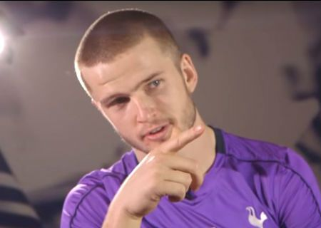 Happy Birthday Eric Dier 23 today, recently threatened Ander Herrerra & then went into hiding. The big girls blouse.